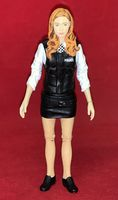 Doctor Who Series 5: Amy Pond in Police Uniform - Complete Loose Action Figure